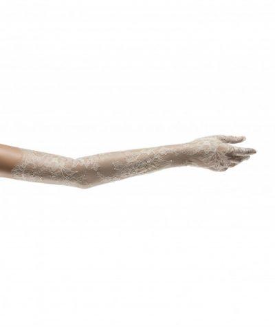 Rękawiczki ślubne G-312