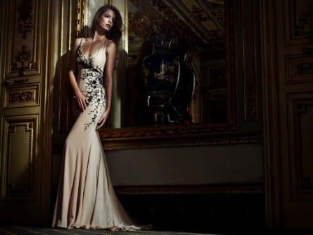 Kokteilinės suknelės: žiemos tendencija! PRONOVIAS FIESTA vakarinių suknelių kolekcija.