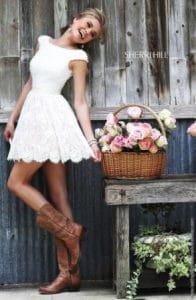 jovani balta suknele