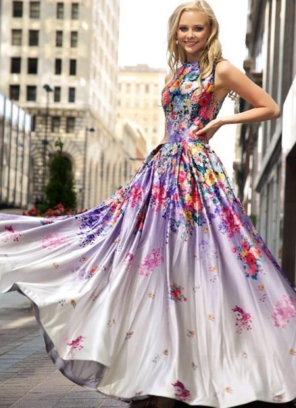 vakarine suknele Jovani 22753