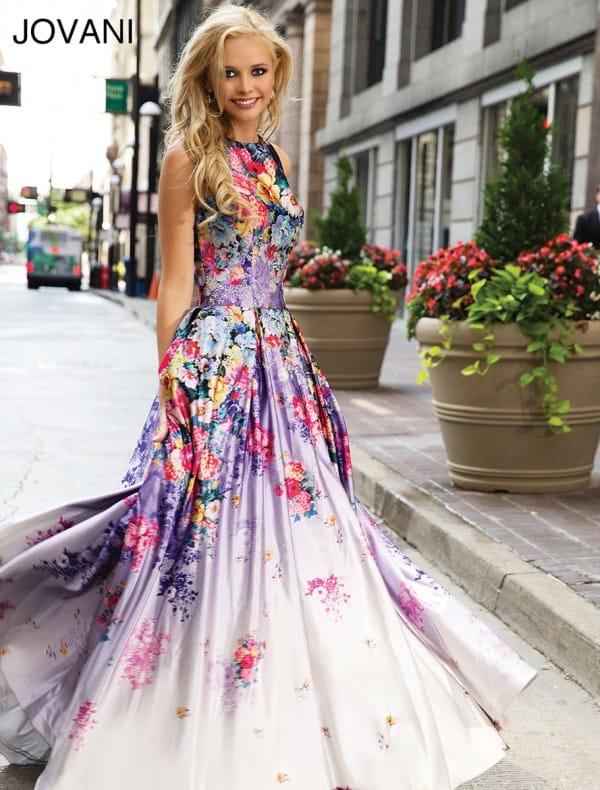 vakarine suknele Jovani 22753 2