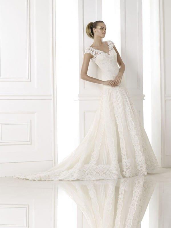 vestuvines sukneles atelier pronovias kande