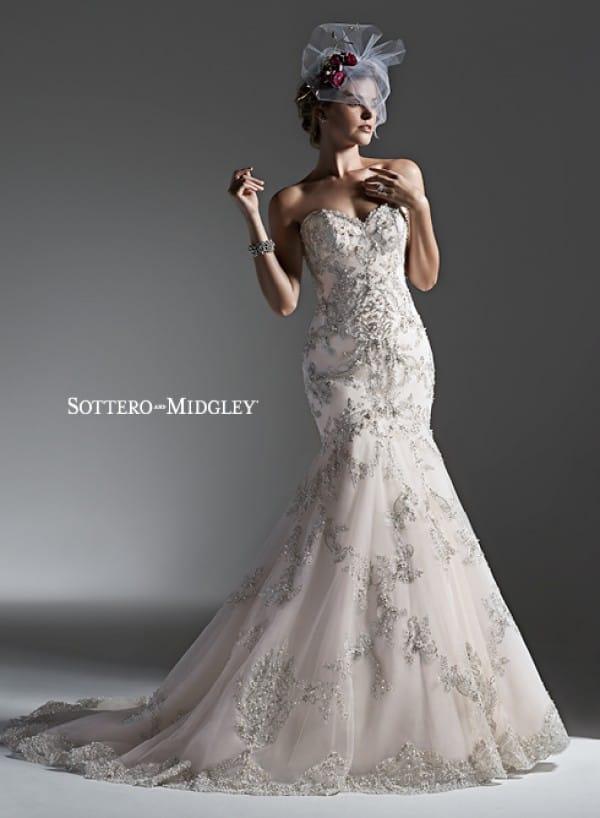 Keagan vestuvinė suknelė