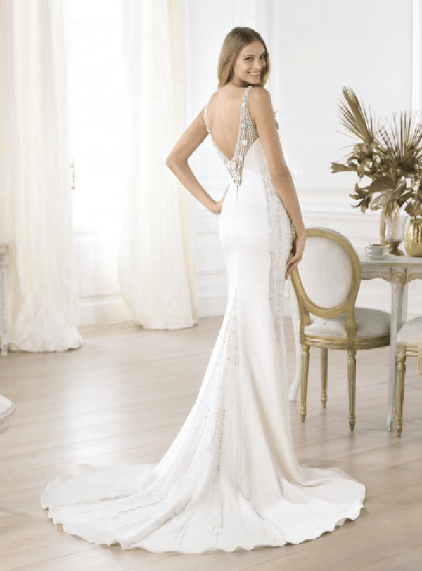 laherie vestuvine suknele 2
