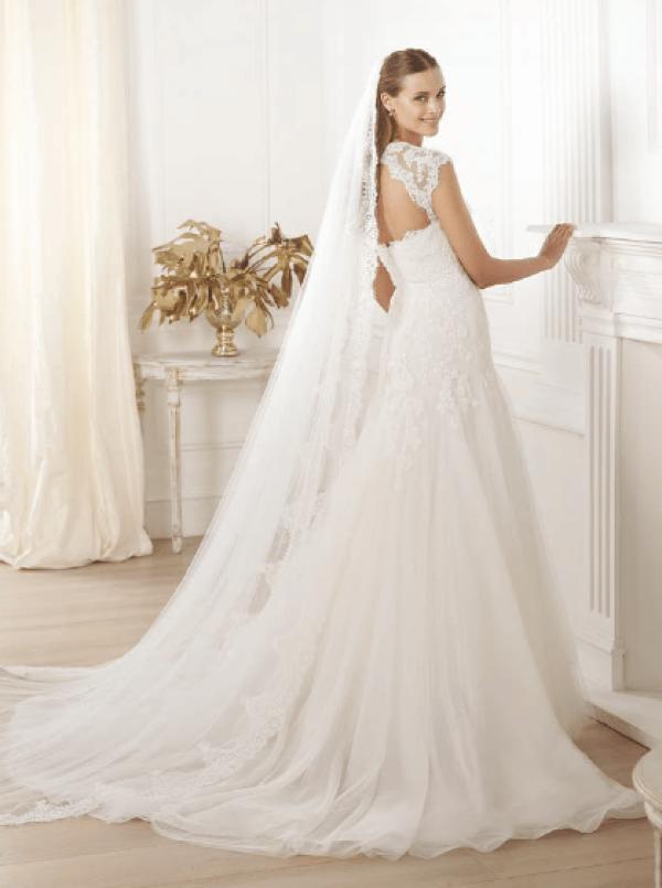 lany vestuvine suknele 2