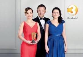 """Žaviosios TV3 televizijos laidų vedėjos pasipuošė """"SANTA"""" salono vakarinėmis suknelėmis!"""