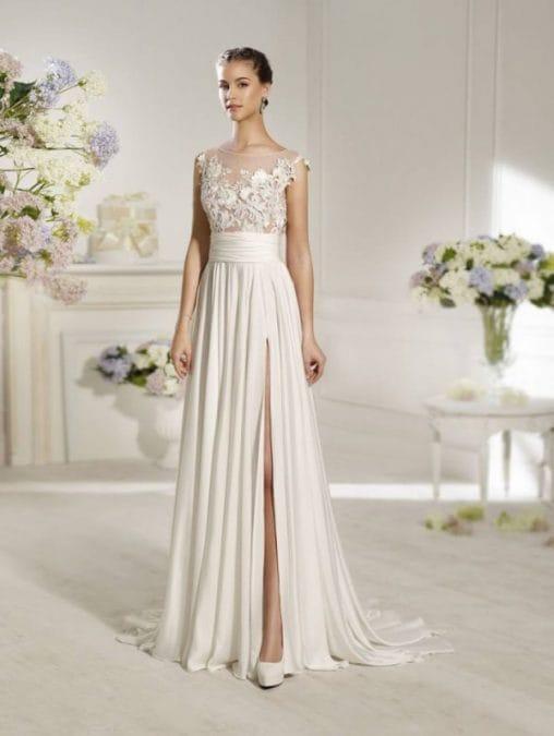 Madonna vestuvinė suknelė