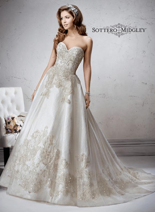 Marcela vestuvinė suknelė