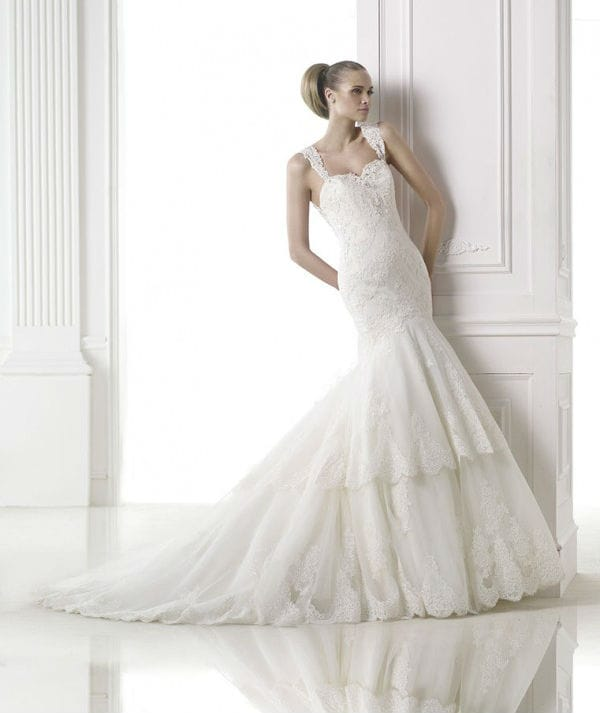 Masada wedding dress