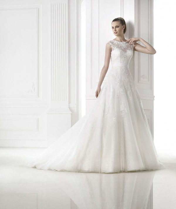 Meda wedding dress