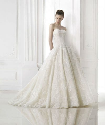 Melissa wedding dress