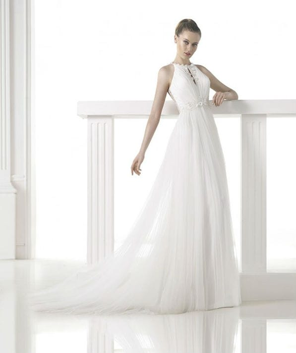 Melit wedding dress
