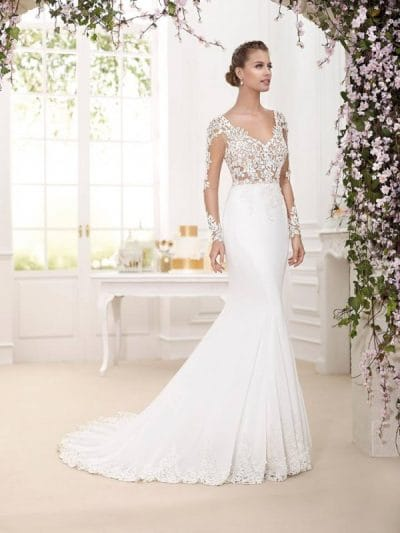 Michelle wedding dress