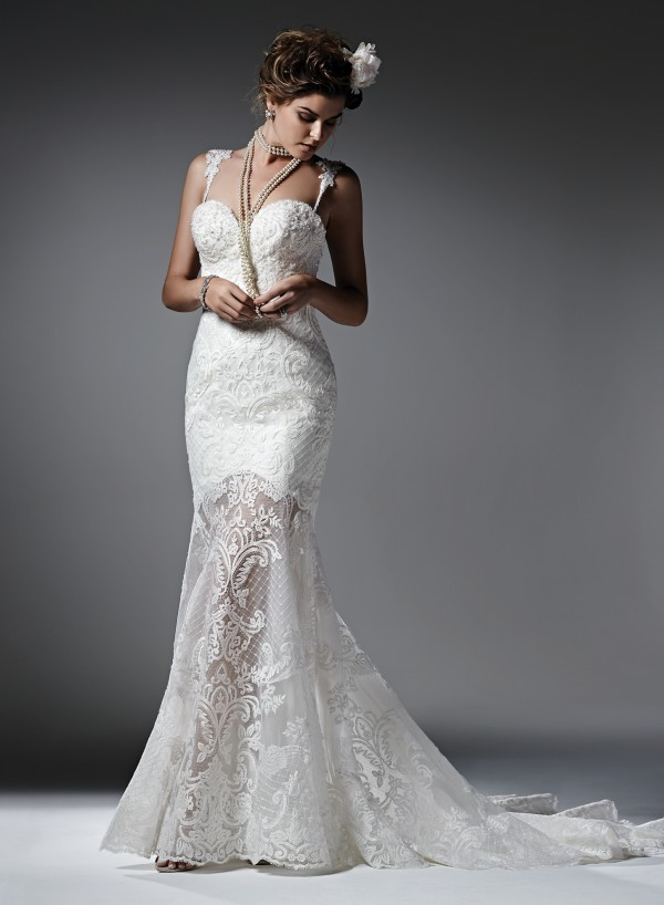 Natasha vestuvinė suknelė