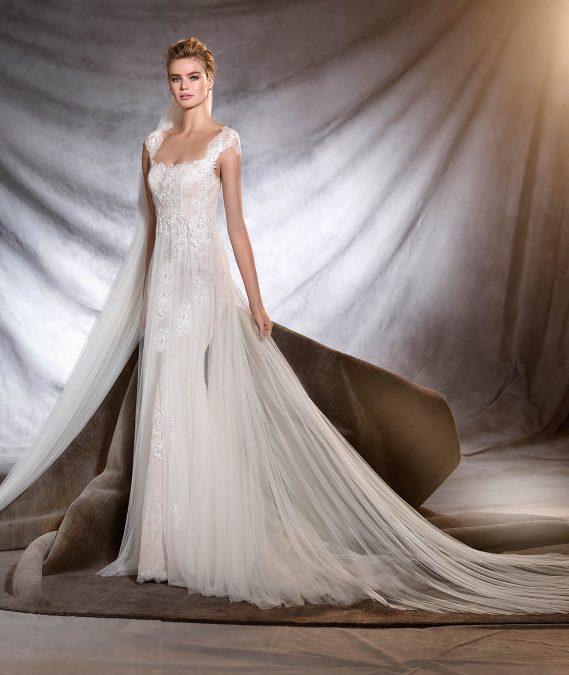 Oasis vestuvinė suknelė