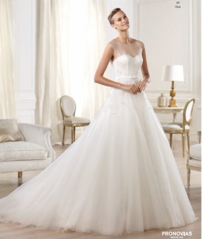 Ola wedding dress