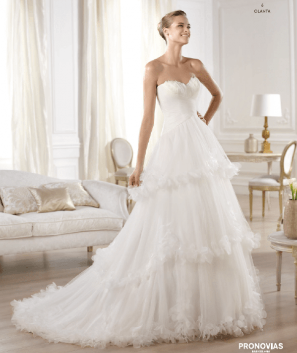 Olanta wedding dress