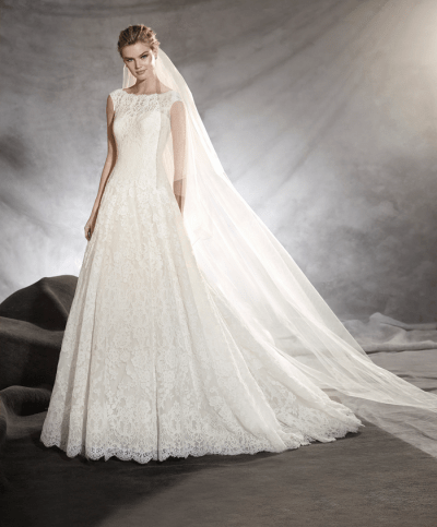 Olivana wedding dress