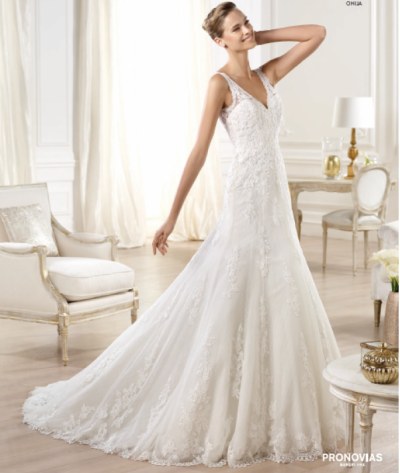 Onija wedding dress