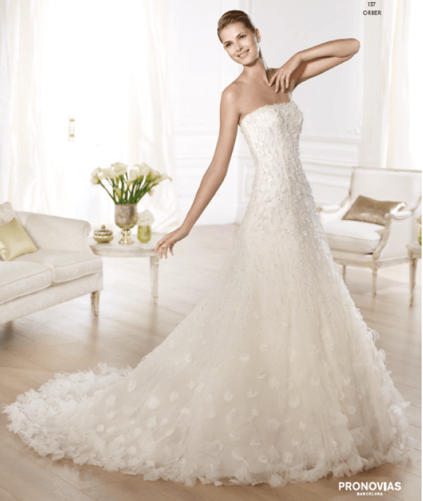 Orber wedding dress
