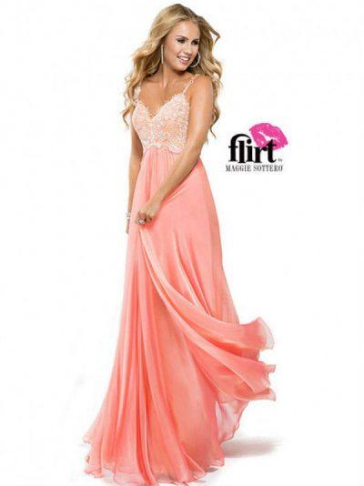 Bечернее платье Coral P2816