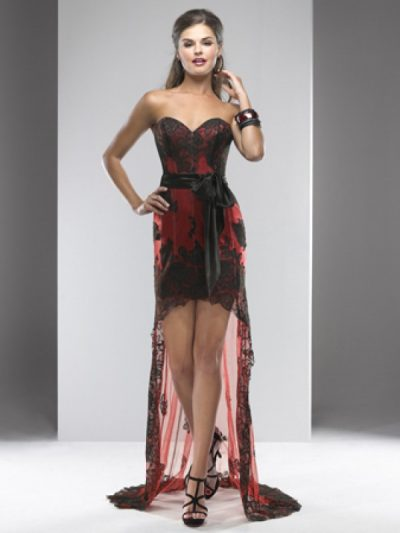 Evening dress P5767