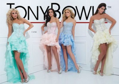 Bridesmaid dresses Crystal 1