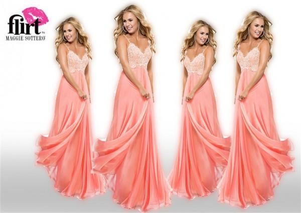 Pamergių suknelės Crystal 3