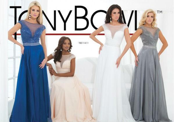 Bridesmaid dresses Magic 1