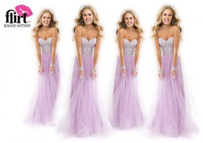 Bridesmaid dresses Magic 4