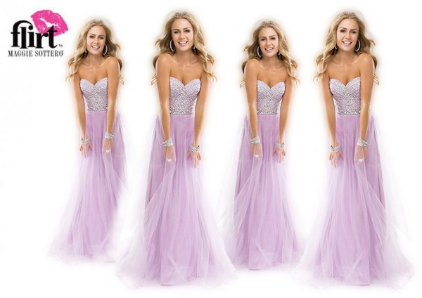 Bridesmaid dresses Magic 4