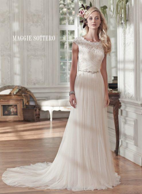 Patience Marie vestuvinė suknelė