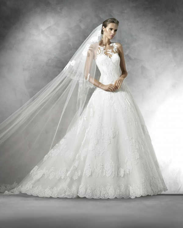 Plania wedding dress