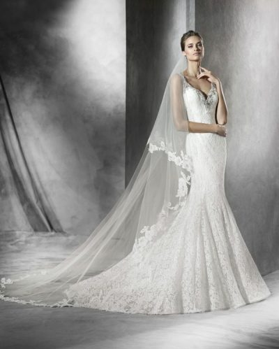 Prama wedding dress