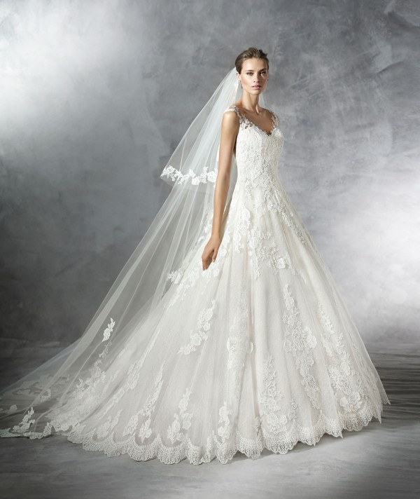 Primadona wedding dress