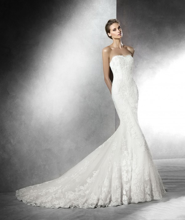 Primael wedding dress