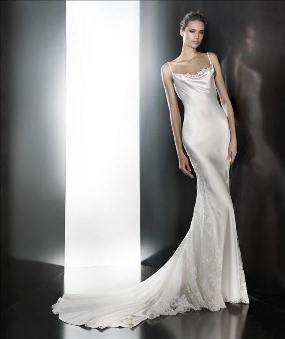 Prina vestuvinė suknelė