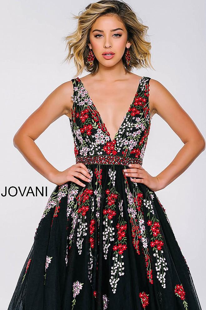 Progines sukneles Jovani 41727A 2