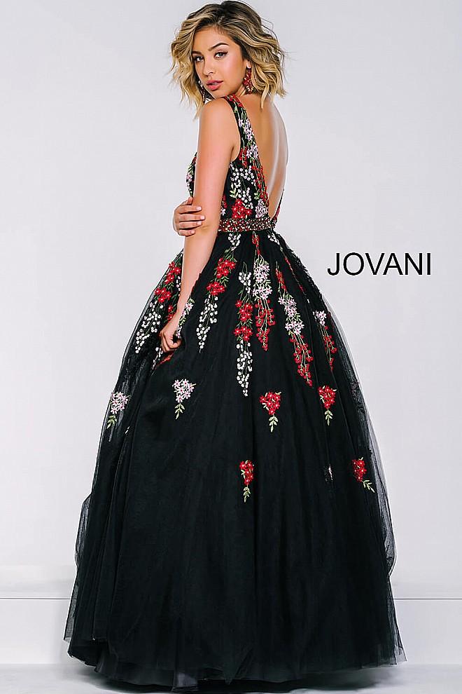 Progines sukneles Jovani 41727A 3