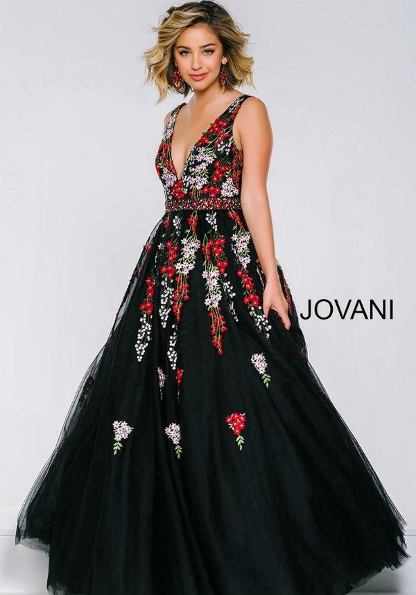Progines sukneles Jovani 41727A