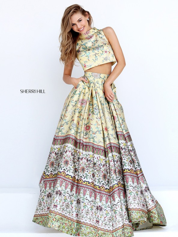 Sherri Hill suknelės