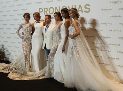 Susipažinkite: 2017 – tųjų metų Atelier PRONOVIAS ir PRONOVIAS vestuvinių suknelių kolekcijos!