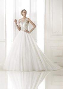 pronovias bohemio vestuvine suknele