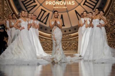 """ATELIER PRONOVIAS PASIRODYMAS """"ONCE UPON A TIME…"""" 2016!"""