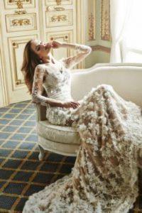 pronovias vestuvine suknele capricornio