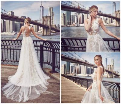 Vasaros nuotaka: kokią vestuvinę suknelę pasirinkti?