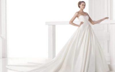 Princesės stiliaus vestuvinės suknelės