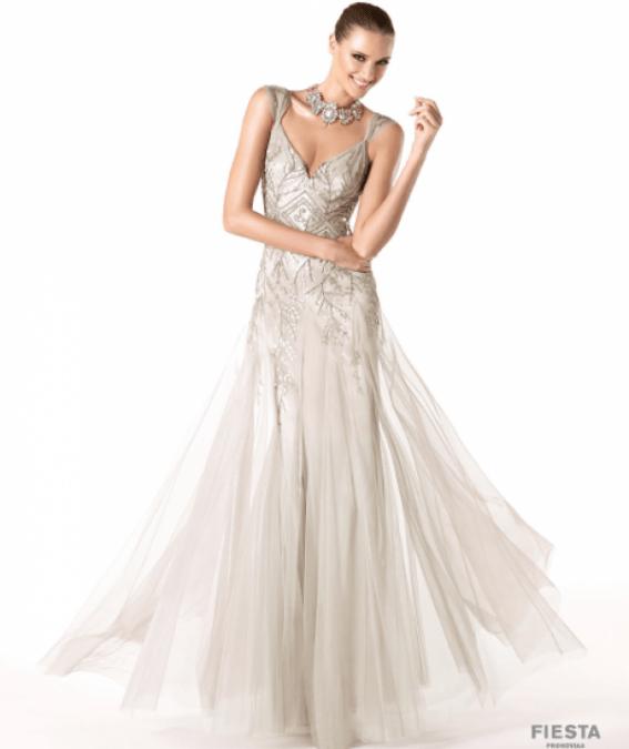 Rosse suknelė