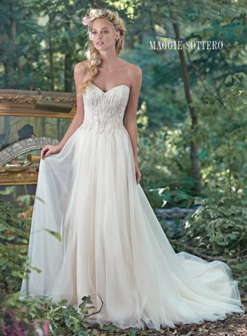Sabina vestuvinė suknelė