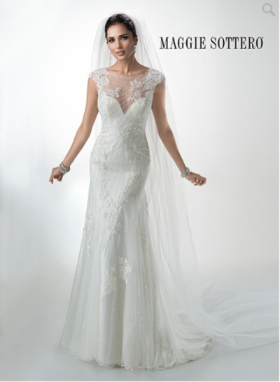 Savannah Marie wedding dress